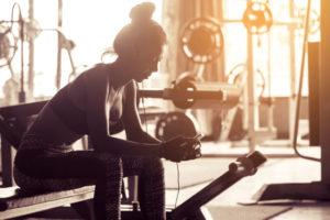 ダイエットの時のトレーニングメニュー